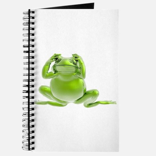 Frog - See No Evil! Journal