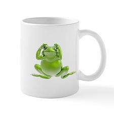 Frog - See No Evil! Small Mug