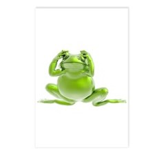 Frog - See No Evil! Postcards (Package of 8)