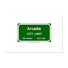 Arcadia Posters