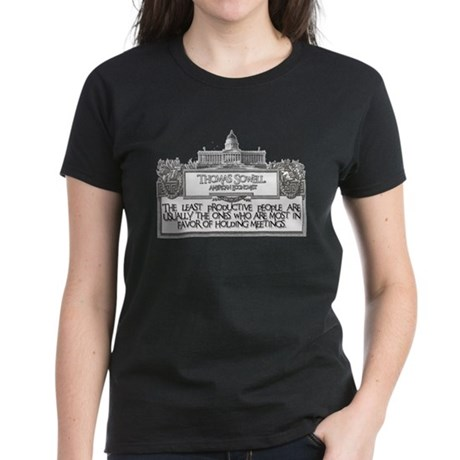 The Least Effective People Women's Dark T-Shirt