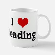 I Love Reading Mug