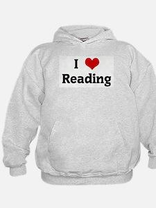 I Love Reading Hoodie