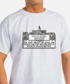 The Least Productive People T-Shirt