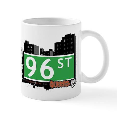 96 STREET, QUEENS, NYC Mug
