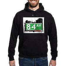 84 AVENUE, QUEENS, NYC Hoodie