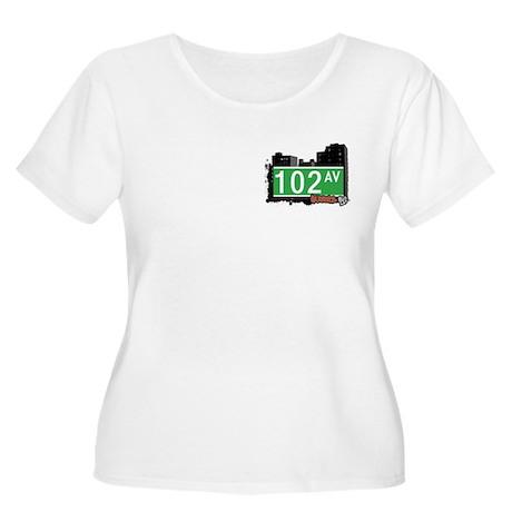 102 AVENUE, QUEENS, NYC Women's Plus Size Scoop Ne