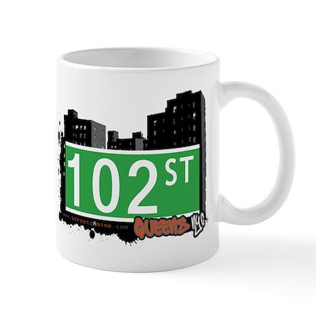 102 STREET, QUEENS, NYC Mug