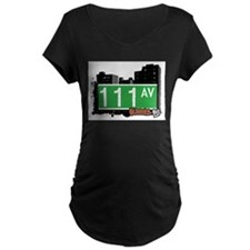 111 AVENUE, QUEENS, NYC T-Shirt