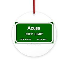 Azusa Ornament (Round)