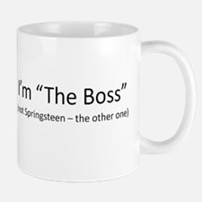 Im the boss Mugs