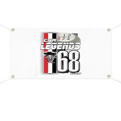 1968 Musclecars Banner