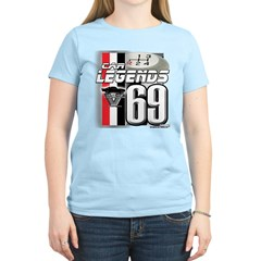 1969 Musclecars Women's Light T-Shirt