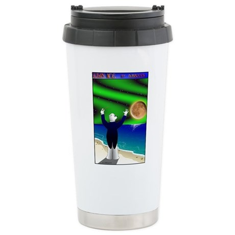 THE CONDUCTOR Stainless Steel Travel Mug