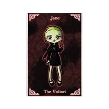 New Moon Volturi Alec Rectangle Magnet