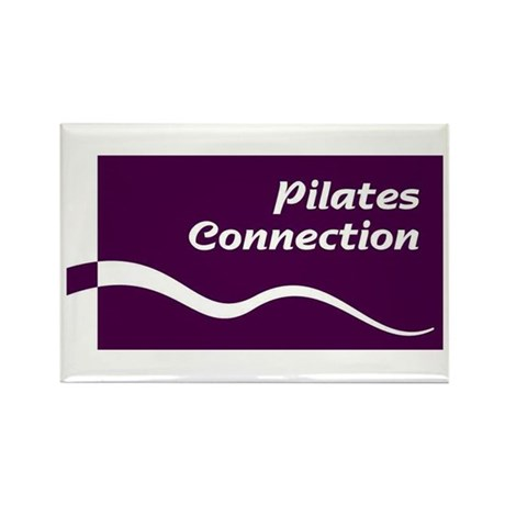 Pilates Connection Rectangle Magnets (10 pack)