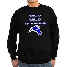 Wild Horses for him Sweatshirt