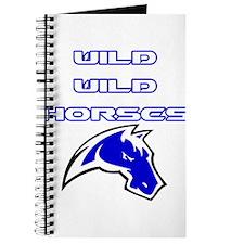 Wild Horses for her Journal