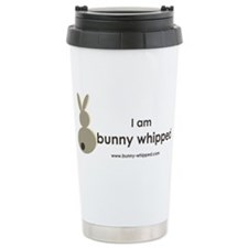 I am bunny whipped Travel Mug
