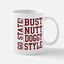 Bust Nutt Doggy Style Mug