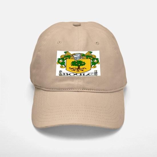 Boyle Coat of Arms Baseball Baseball Cap