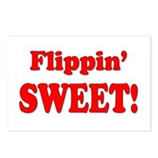 Flippin' Sweet! Postcards (Package of 8)