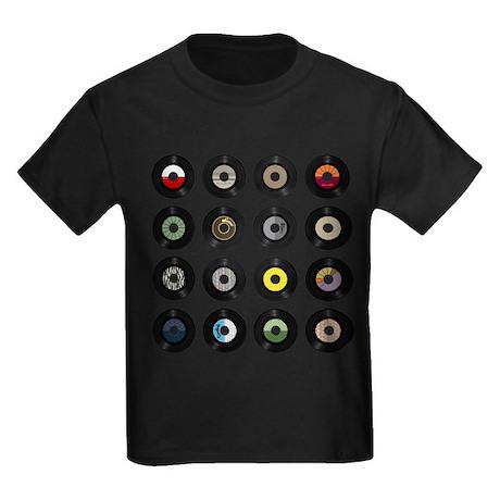 Records Kids Dark T-Shirt