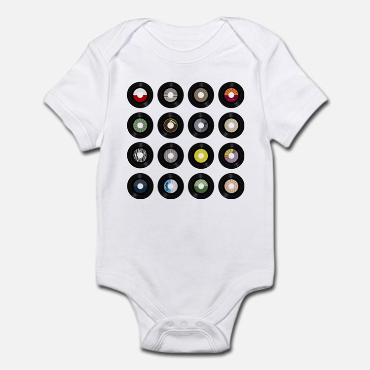 Records Infant Bodysuit