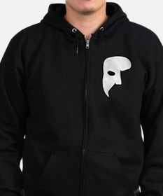 Phantom of the Opera Zip Hoodie (dark)