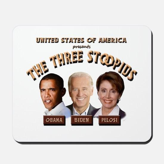 The Three Stoopids Mousepad