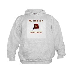 My Dad is a Shriner Hoodie