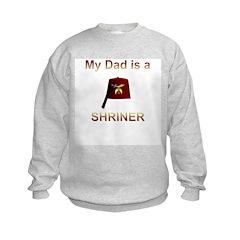 My Dad is a Shriner Sweatshirt