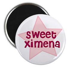 Sweet Ximena Magnet