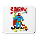 Sparkman & Blinkster Mousepad