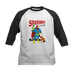 Sparkman & Blinkster Kids Baseball Jersey