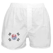 Blasians Taegeuk Flag 1 Boxer Shorts