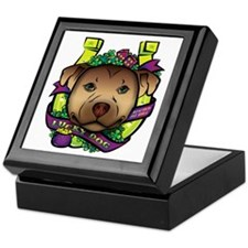 Lucky Dog Keepsake Box