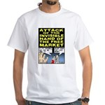Invisible Hand White T-Shirt