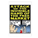 Invisible Hand Postcards (Package of 8)