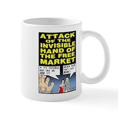 Invisible Hand Mug