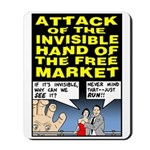 Invisible Hand Mousepad