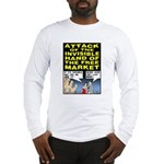 Invisible Hand Long Sleeve T-Shirt