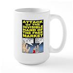 Invisible Hand Large Mug