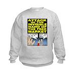 Invisible Hand Kids Sweatshirt