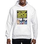 Invisible Hand Hooded Sweatshirt