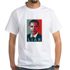 Obama Is A Liar Shirt
