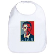 Obama Is A Liar Bib