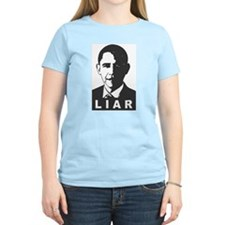 Obama Is A Liar T-Shirt