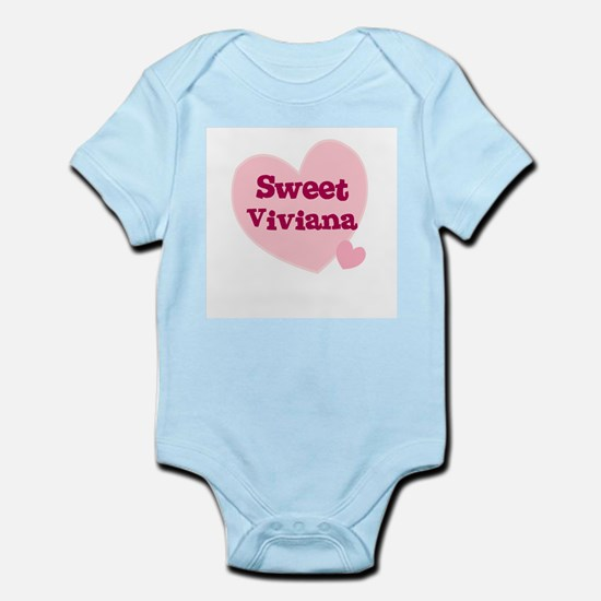 Sweet Viviana Infant Creeper
