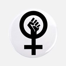 "Feminism Now 3.5"" Button"